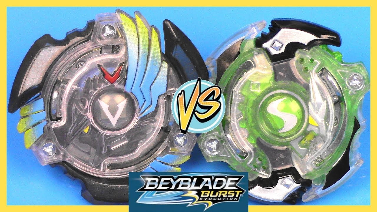 beyblade burst evolution battle valtryek v2 l u vs spryzen s2 l v youtube. Black Bedroom Furniture Sets. Home Design Ideas