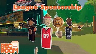 Rec Room - League Sponsorship