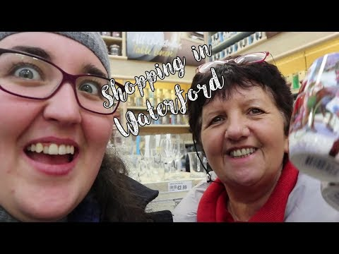 Shopping In Waterford