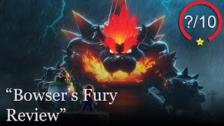 Bowser's Fury Review [Switch] (Video Game Video Review)