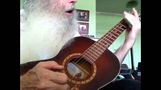 Slide Guitar Blues Lesson. Rolling And Tumbling in Open G Guitar Tuning  To Help You Smile Inside.