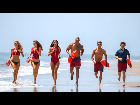 Baywatch Is making waves in the box office 🌊