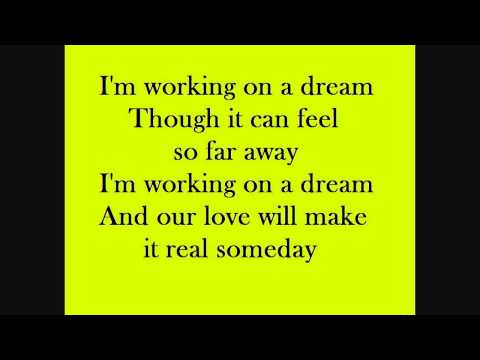 Bruce Springsteen - Working on a Dream Original Lyrics [HD]