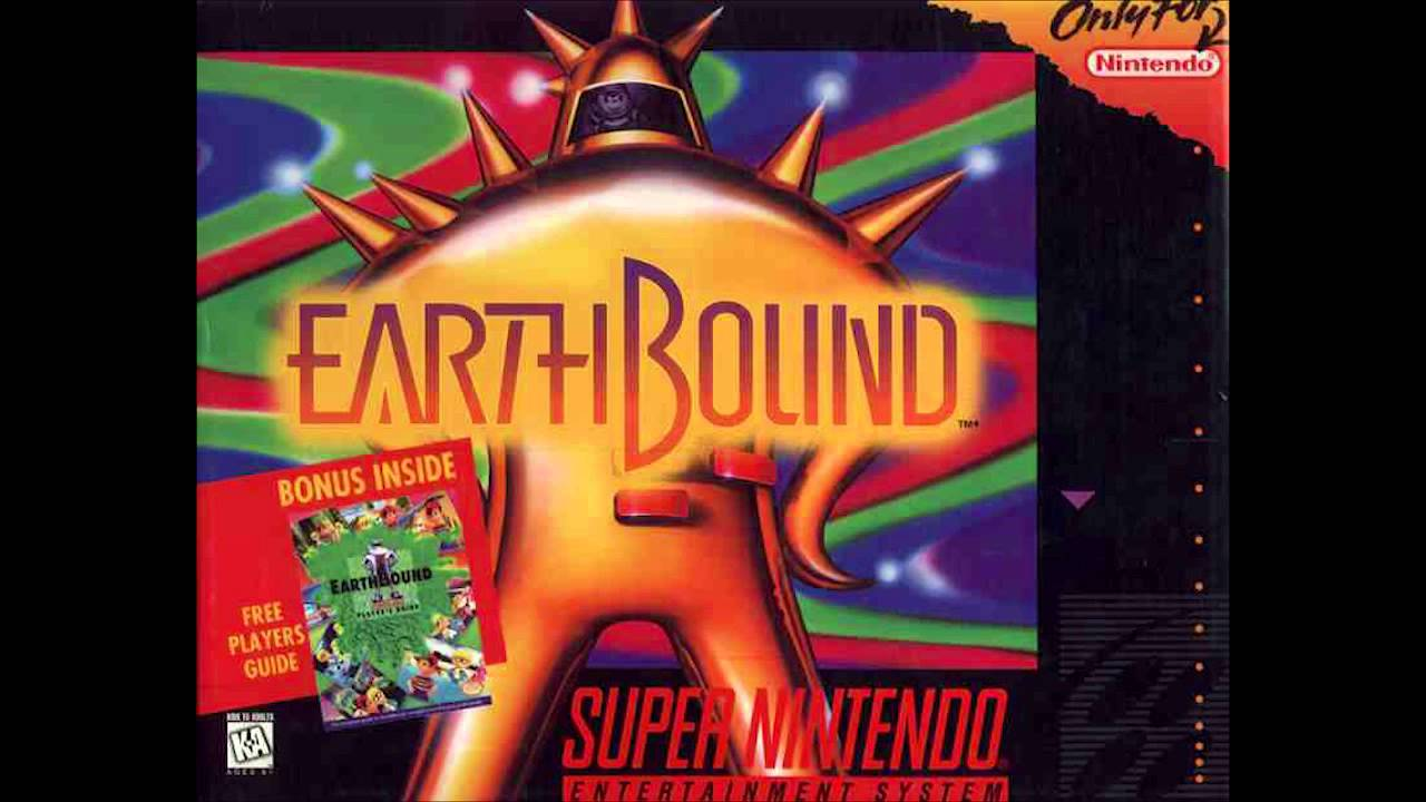 EarthBound - Your Name Please [HQ]