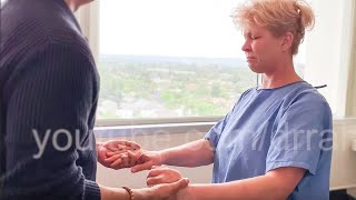 Mom has EMOTIONAL RELEASE after  30 YEARS of Neck and Back P...