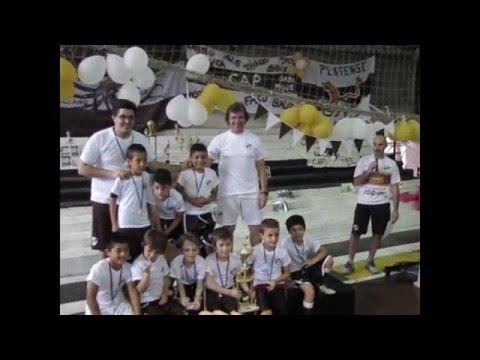 Baby Futbol Platense 2015 - Entrega premios a Cat 2007 y 2008 - Liga CAFI Vte Lopez