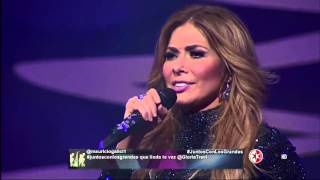 Video Gloria Trevi - No Querías Lastimarme (En Vivo) download MP3, 3GP, MP4, WEBM, AVI, FLV Juli 2018