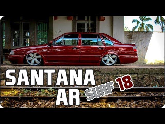 Santana / Ar / Volcano / Surf 18 / Four Films*