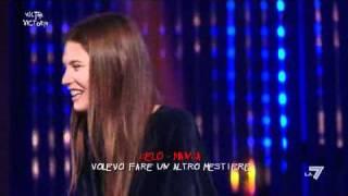 VICTOR VICTORIA - Enrico Ruggeri e Bianca Balti al 'Celo manca'
