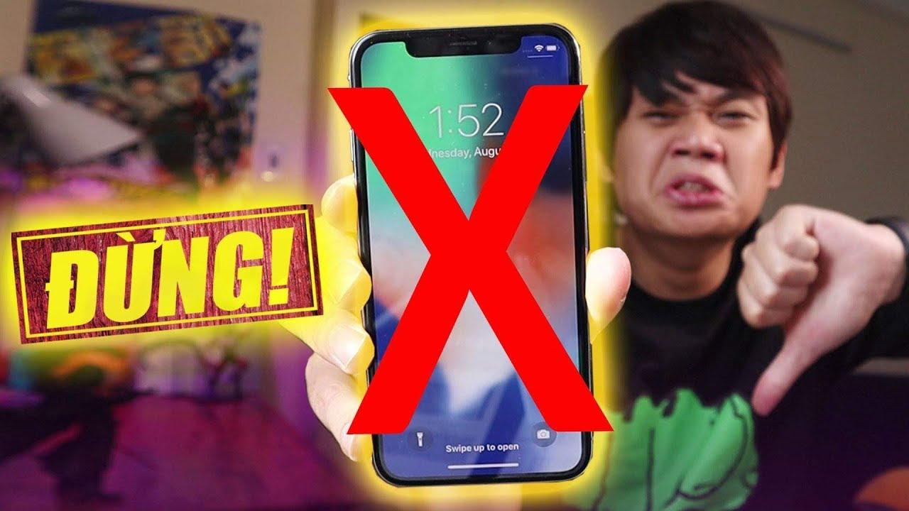 """CẢNH GIÁC KHI MUA iPHONE X!! – CẬN CẢNH MỘT MÁY iPHONE X """"TỰ NHIÊN"""" HỎNG MÀN HÌNH, LOẠN CẢM ỨNG…"""