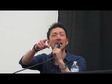 Permian Basin Comic Con 2018  Todd Haberkorn and Monica Rial!
