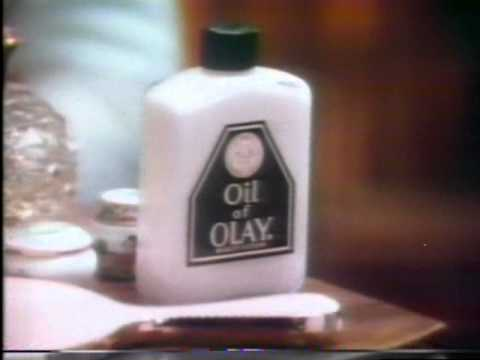 Oil of Olay Beauty Cream commercial 1979