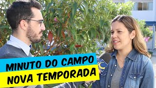 MINUTO DO CAMPO - NOVA TEMPORADA