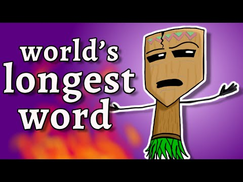 The Longest Word in Any Language