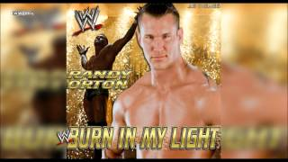 "WWE: ""Burn In My Light"" (Randy Orton) [Custom Edit] Theme Song + AE (Arena Effect)"