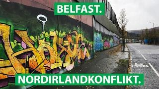 Leben hinter Mauern: Der Nordirlandkonflikt heute | fernwehsendung.clip