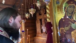 В одесской епархии ежедневно в 22 часа совершается особое молитвенное правило