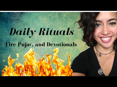 138. Daily Rituals, Practice, & Devotions