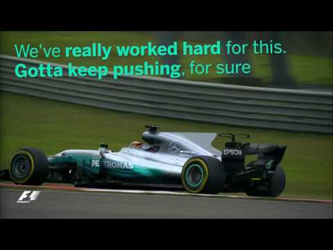 2017 Chinese Grand Prix: Best Of Team Radio