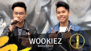 The Wookiez (Vino & CiMaX)   Like a G6   GNB Tag Team Champions 2019   Shoutout to American Beatbox
