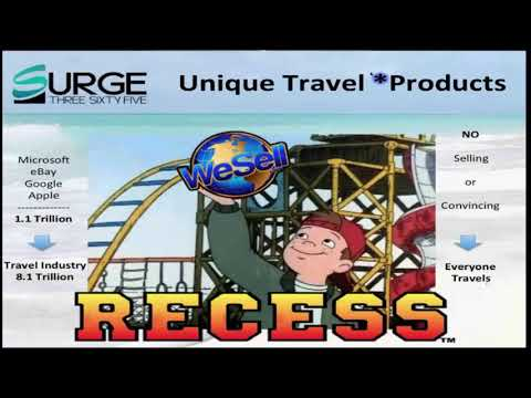 Surge365 Review, See Why the Surge365 home-based business is shaking up the Travel industry
