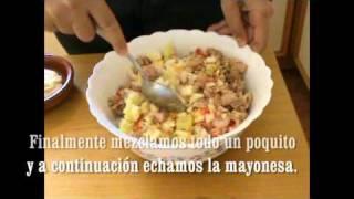 Русский салат (Ensaladilla rusa) испанские субтитр.mpg