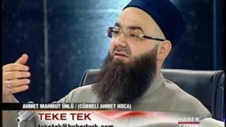 Cübbeli Ahmet Hoca Teketek programında Fatih Altaylı ya konuk oldu 5/15...23.7.2009
