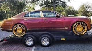 FAMU Homecoming Car show Tallahassee 2019: Big Rims, Donks, Custom Cars, Cars and Coffee.