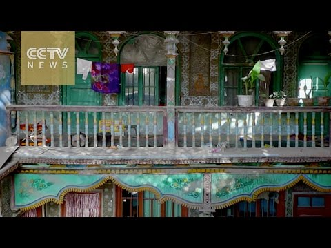 Disappearing architecture: Kashgar's urban renewal yields mixed results