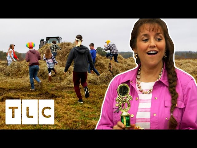 The Duggars Compete On The Duggar Dash! | Counting On