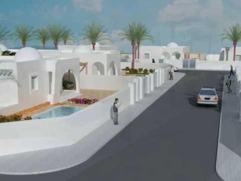 Immobilier tunisie youtube for Achat maison zarzis