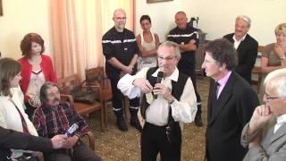 LA DÉCORATION DE CLAUDE VANONY - Extrait n°5 : Claude VANONY rend hommage à Jean Grossier