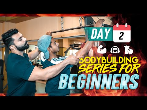 Bodybuilding Series For BEGINNERS | Panghal Fitness