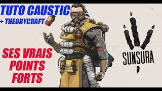 Download Tuto Caustic : Ses vrais points forts! + Theorycraft Apex Legends Mp3 and Videos
