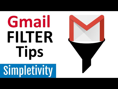 3 Filters Every Gmail User Should Know! (2020 Tips & Tricks)
