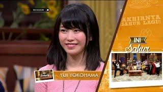 Tonton kami di layar televisi anda: |Jakarta - 27 UHF| Bandung - 30...