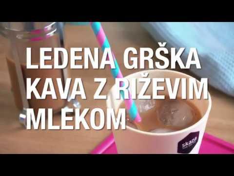 Ledena grška kava