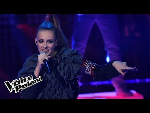 """Maja Kapłon - """"Jak Rzecz"""" - Live 3 - The Voice of Poland 8"""