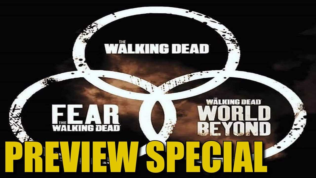 The Walking Dead Preview Special News & Information - TWD Preview Special Airs September 27th 2020