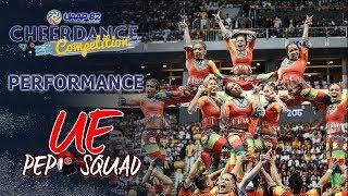 UE Pep Squad Full Performance | UAAP 82 CDC