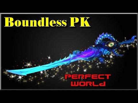 Duskblade Boundless Weapon PK PWI