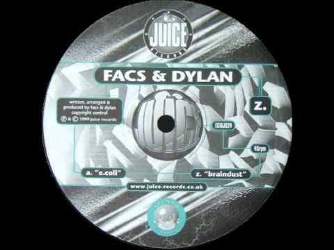 Facs & Dylan - E.Coli
