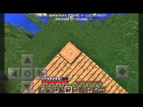 Lets Play Minecraft Pe Hausbau Geht Weiter Build - Minecraft hausbau mod 1 7 10