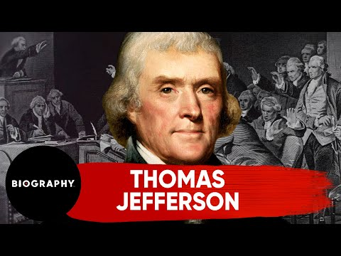 Thomas Jefferson   Claiming Independence   Biography