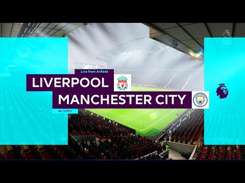 Liverpool vs Manchester City | English Premier League 19/20 | FIFA 20 Game Play
