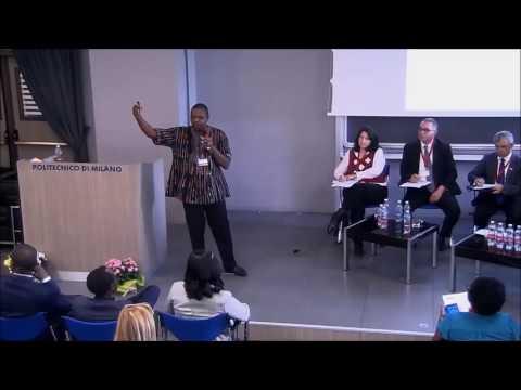 AEEP Science & Business Slam: N'TSOUKPOE Kokouvi Edem, Fondation 2iE, Togo