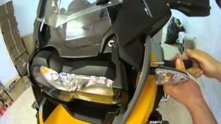 Video BMW R1200 GS LC Foco protector DS Bike download MP3, 3GP, MP4, WEBM, AVI, FLV Juni 2018