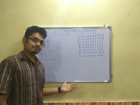 Artificial Intelligence   Tutorial #2   Crypt Arithmetic Problem