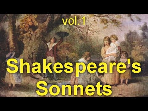Shakespeare's Sonnets  by William SHAKESPEARE (1564 - 1616)  by Poetry Audiobooks
