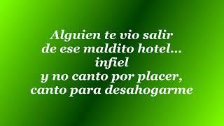 Espinoza Paz - Que Te Lo Crea Tu Madre Letra Letra